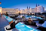 Семизвездочный отель Mardan Palace в Анталье
