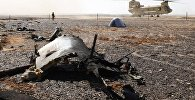 крушение российского самолета