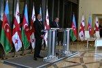 Ильхам Алиев прибыл в Грузию с официальным визитом