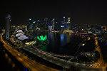 Города мира. Сингапур