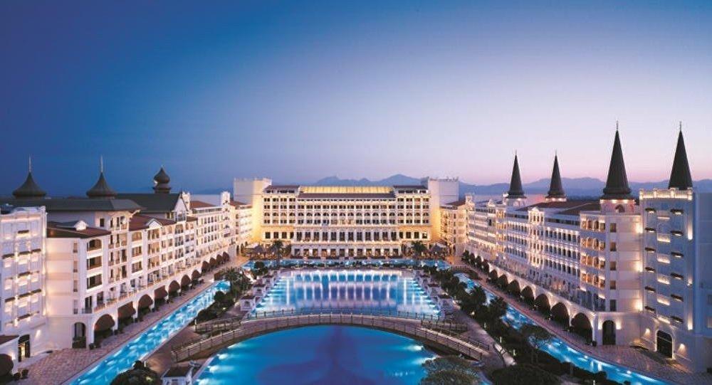 Mardan Palace Hotel-Antalya