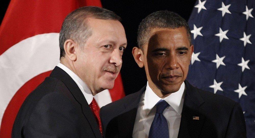 Ərdoğan və Obama