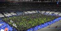 Теракты в Париже  - стадион Стад де Франс