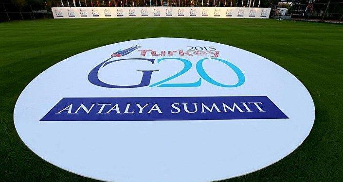 Antalyada G 20 ölkələri liderlərinin sammiti
