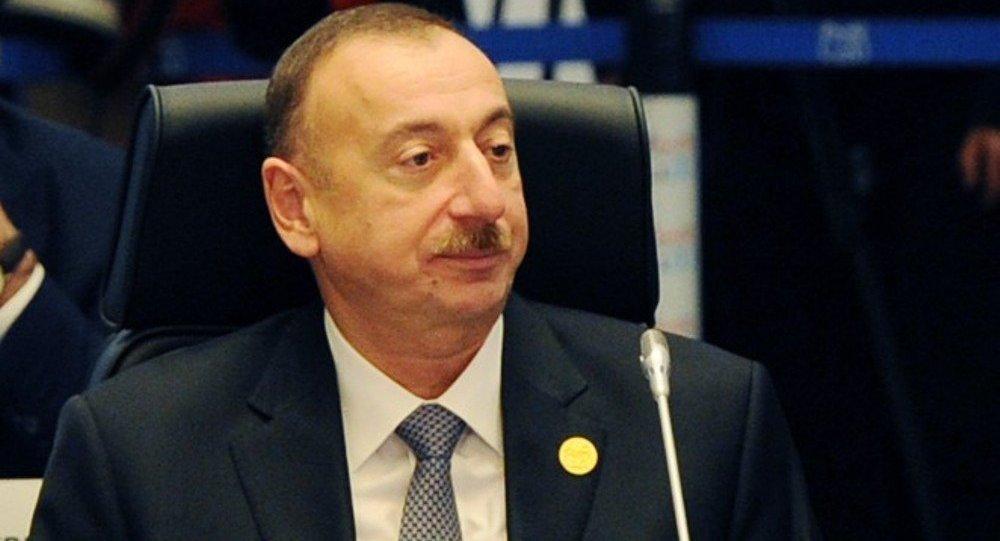 Azərbaycan prezidenti İlham Əliyev G20-nin Antalya sammitində