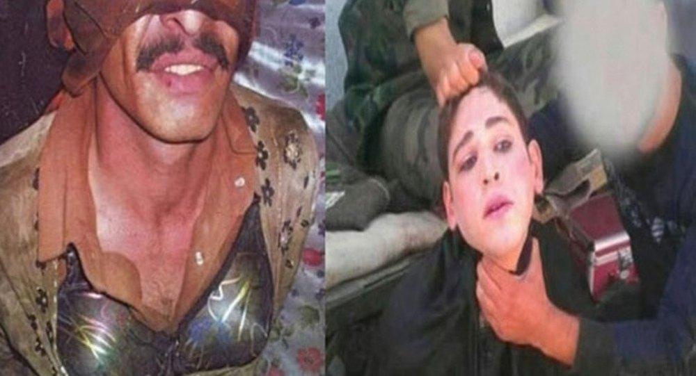 İŞİD üzvləri qadın paltarında qaçarkən yaxalandılar