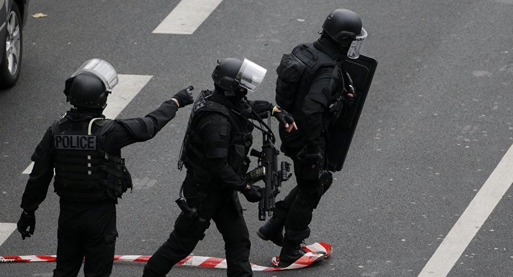 ВБрюсселе задержаны 9 подозреваемых впричастности ктерактам встолице франции