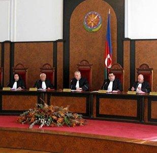 Azərbaycan Respublikasının Konstitusiya Məhkəməsi