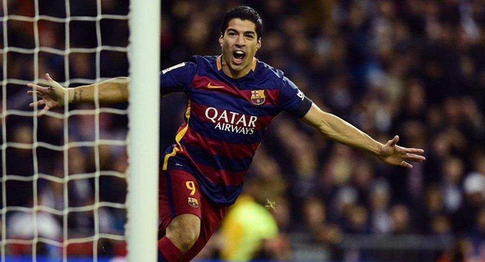 «Реал»— «Барселона». Суарес забил 8-й гол в 5-ти последних матчах