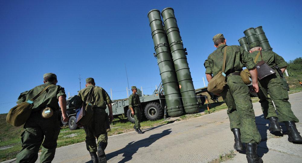 Rusiyanın S-400 raket kompleksi