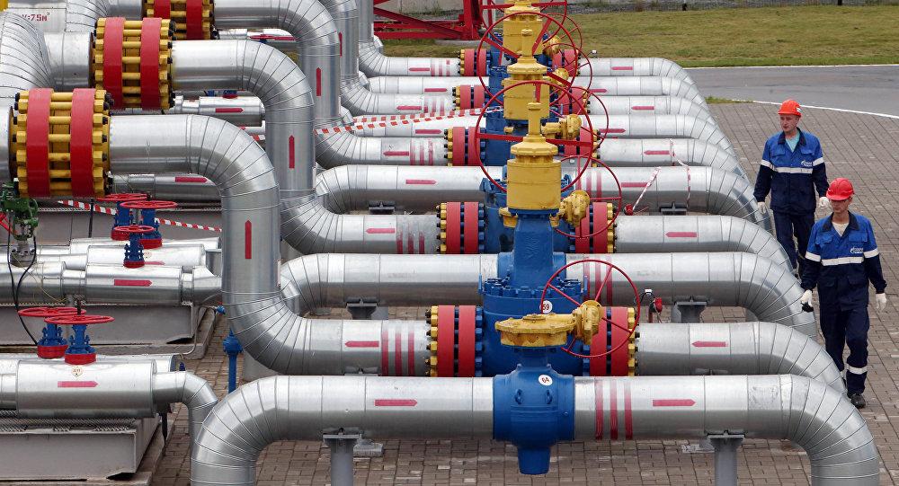 New gas storage in Kaliningrad Region