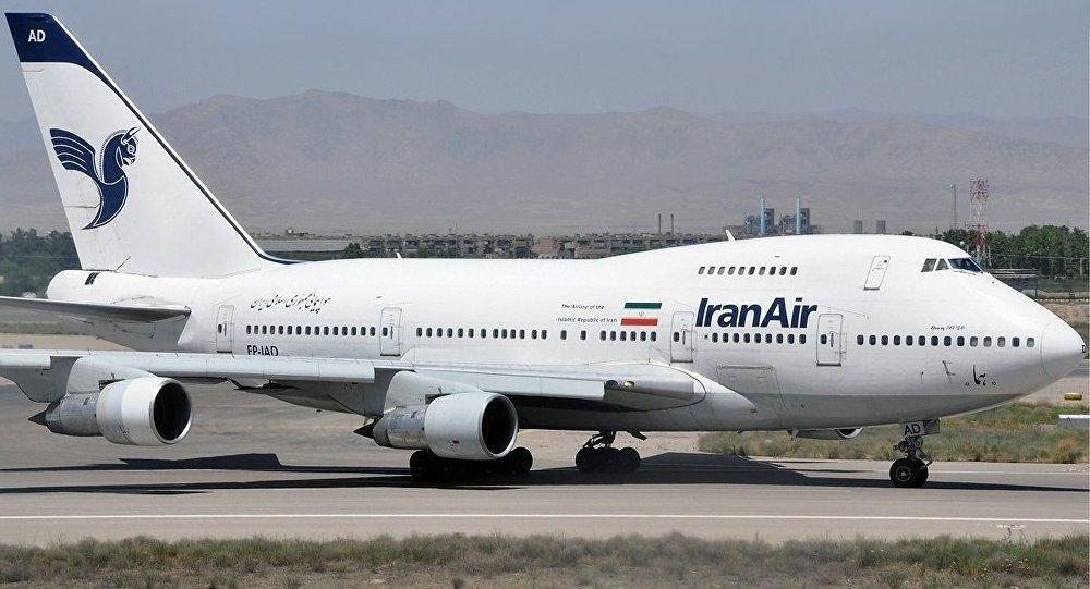 İranAir təyyarəsi