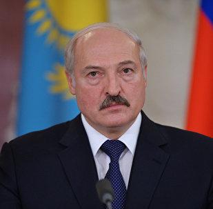 Aleksandr Lukaşenko - Belarus prezidenti