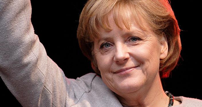Меркель. Архивное фото