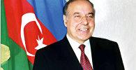 Экс-президент Азербайджана Гейдар Алиев