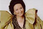 Monserrat Kabalye - opera müğənnisi