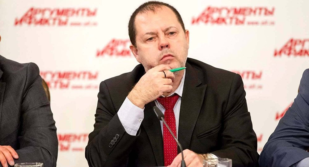 первый вице-президент Центра моделирования стратегического развития, политолог Григорий Трофимчук