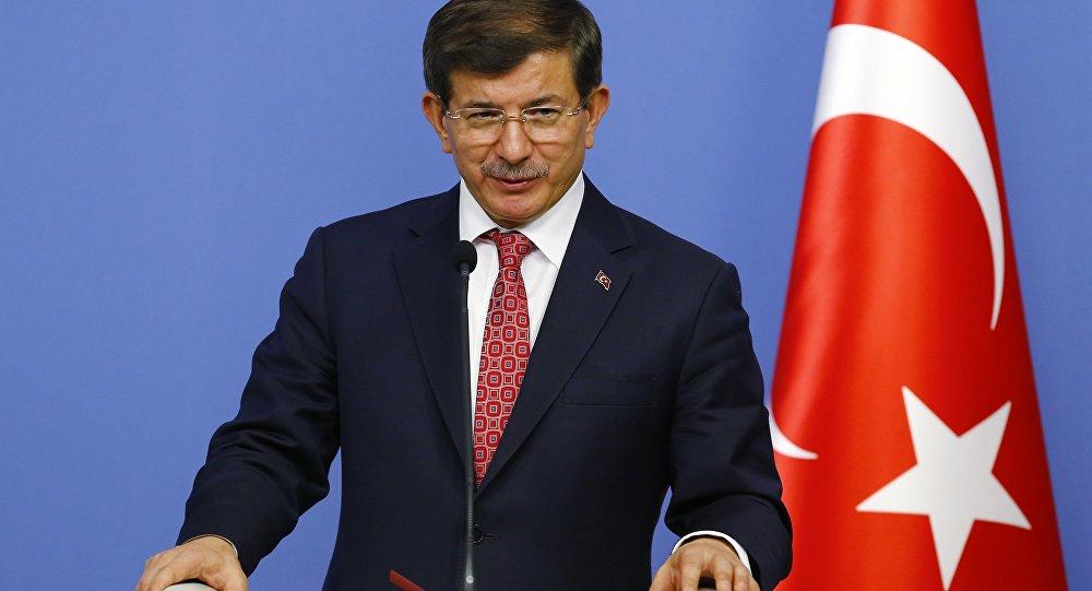 Əhməd Davudoğlu - Türkiyənin baş naziri