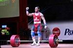 Valentin Xristov- ağırlıqqaldırma üzrə dünya çempionu