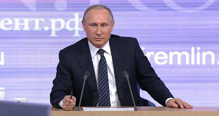 Я ими горжусь – Путин ответил на вопрос о его дочерях