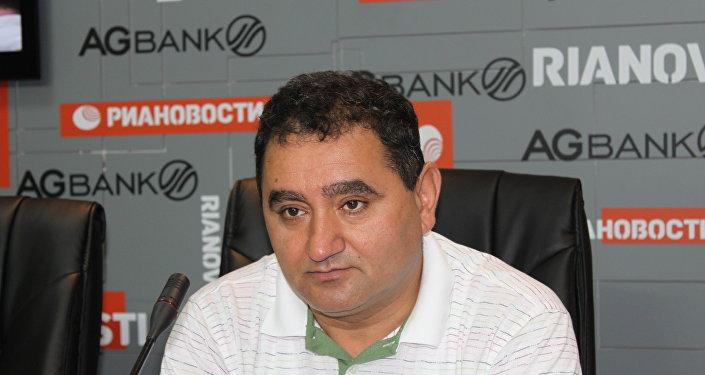 Этибар Алиев