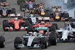 Формула 1. Архивное фото