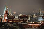 Moskva. Arxiv şəkli