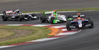 Formula 1 yarışları. Arxiv şəkli