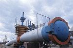Нефтепровод, архивное фото
