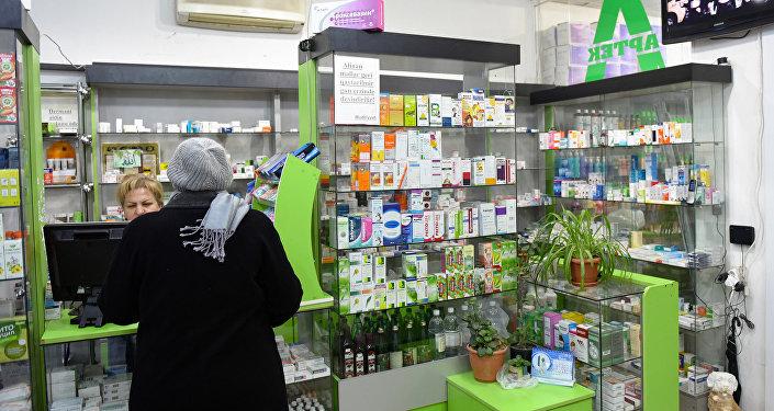 Аптека в Баку