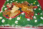 Хонча на праздник Новруз