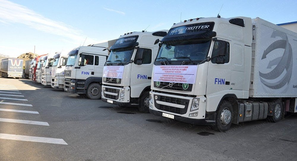 FHN-in yardım maşınları