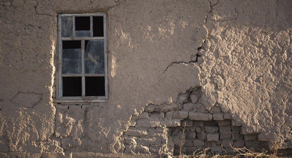 Землетрясение. Архивное фото
