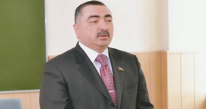 Депутат ММ Руфат Гулиев