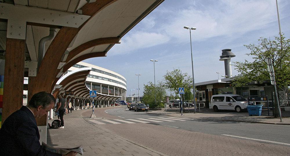 Аэропорт Стокгольм-Арланда. Архивное фото