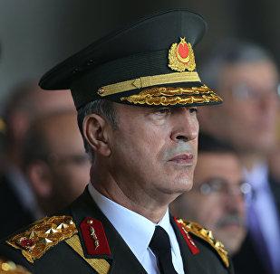 Hulusi Akar, Türkiyə generalı