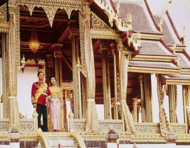 Tayland - Kral ailəsi xüsusi bir dildən istifadə edir