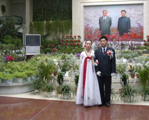 Şimali Koreya - evlilik