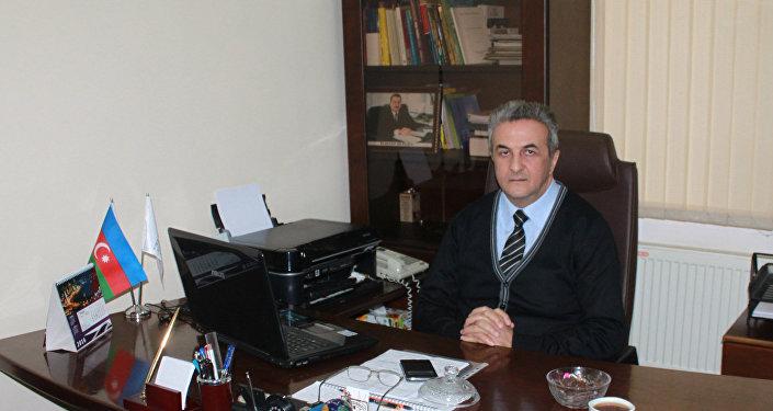 Əmlak eksperti Nüsrət İbrahimov