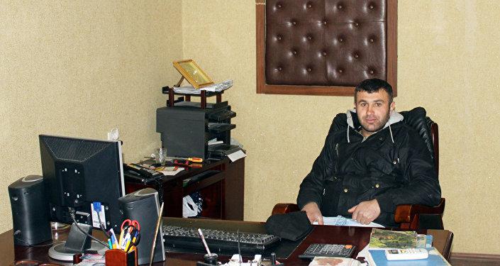 Makler Ruslan Turabov