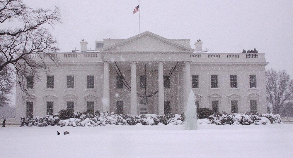 Белый Дом, Вашингтон. Фото РИА Новости