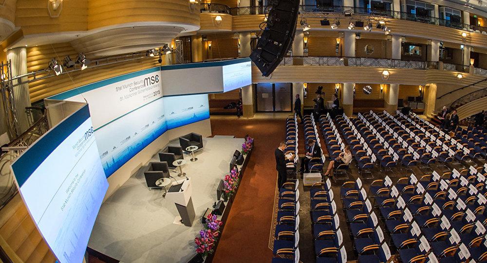 Мюнхенская конференция по безопасности. Архивное фото