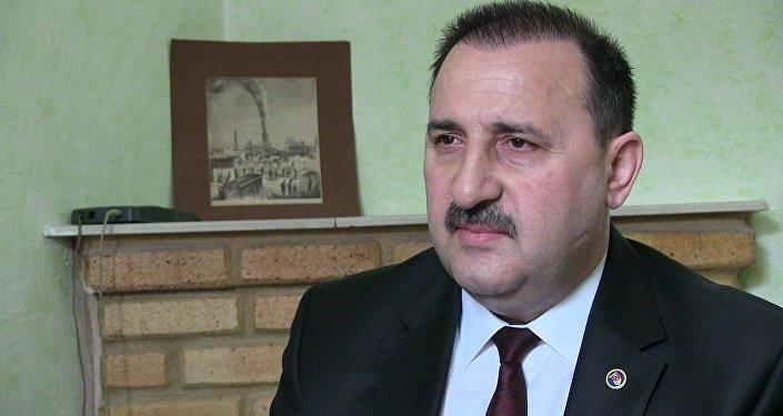 Nazim Məmmədov - iqtisadçı-ekspert