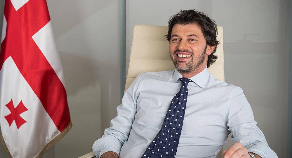 Каха Каладзе лишился поста вице-премьера Грузии