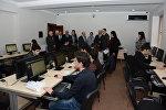 В UNEC проходят встречи под девизом «Знание должно оцениваться прозрачно и объективно»