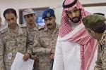Səudiyyə Ərəbistanı müdafiə naziri Muhammed bin Salman