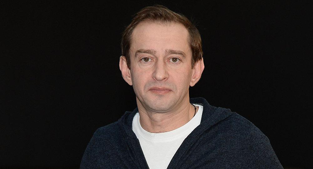 Актер Константин Хабенский