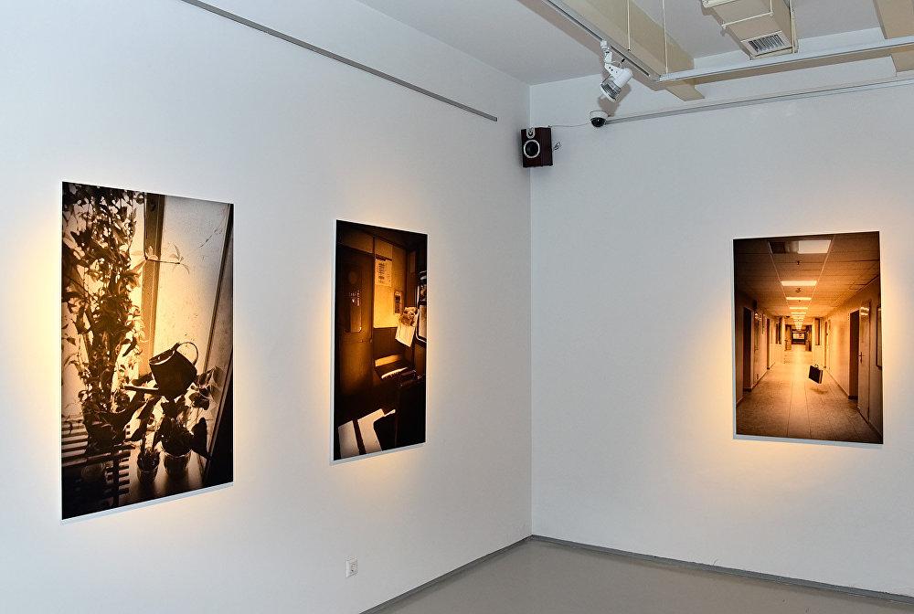 Выставка художницы Оли Кройтор в Баку