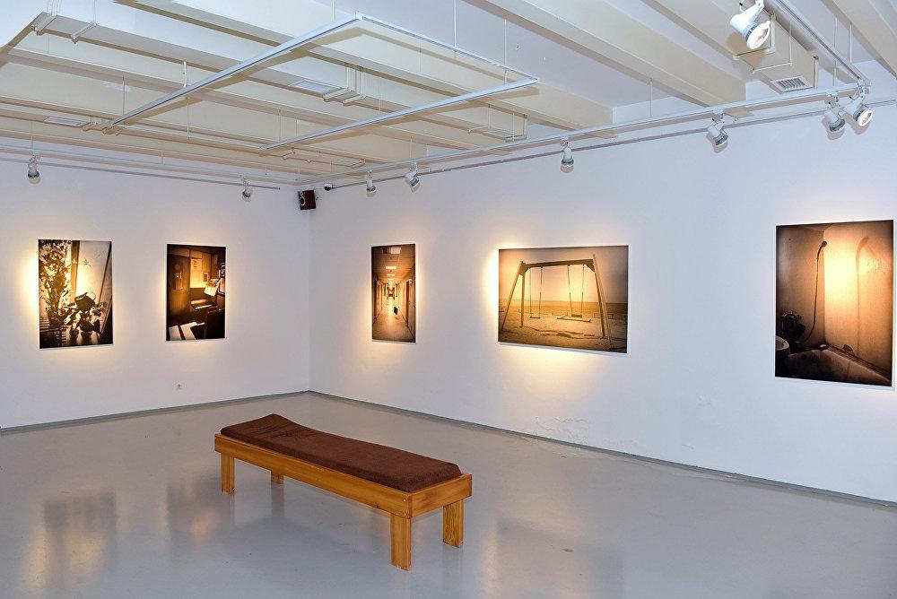 Выставка российской художницы Оли Кройтор