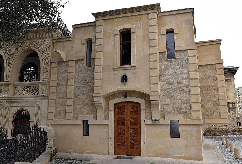 Галерея Кичик Галарт в Баку